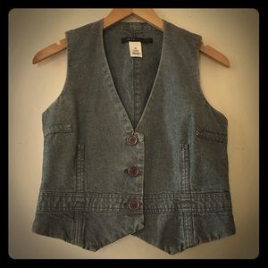 Marc by Marc Jacobs denim vest